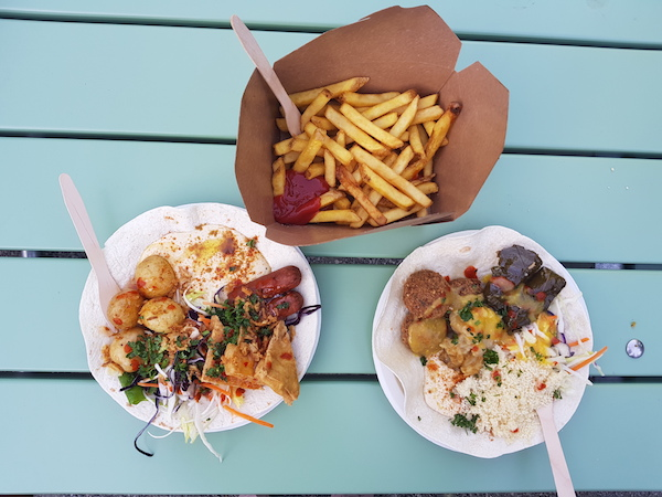 The Best Street Food In Stockholm