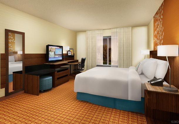 Fairfield Inn & Suites Fort Worth