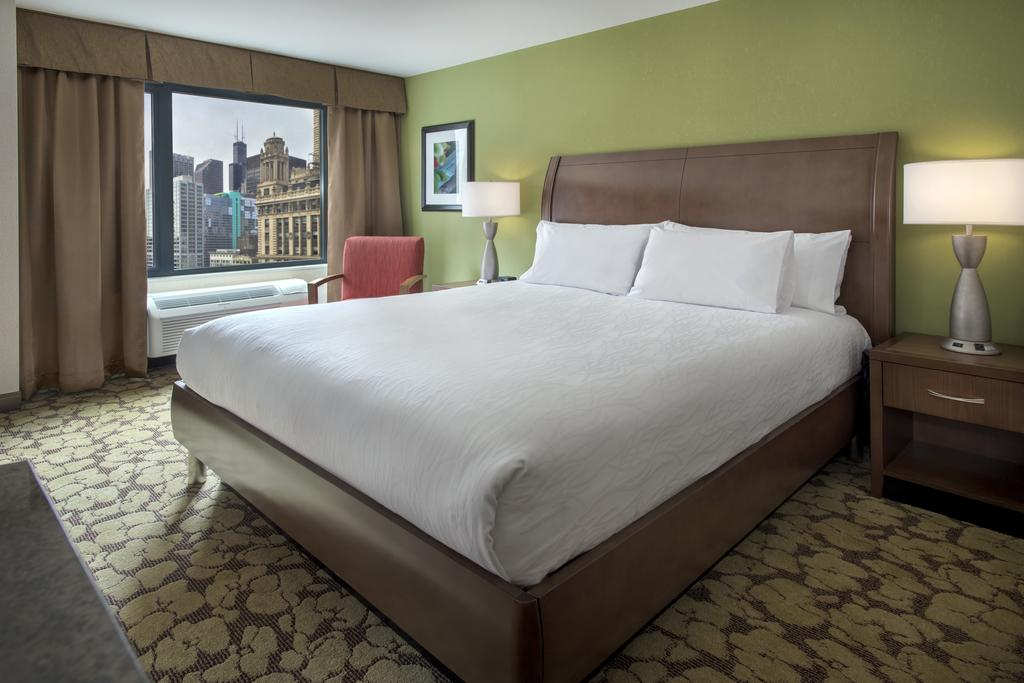 Hilton Garden Inn Chicago North Loop