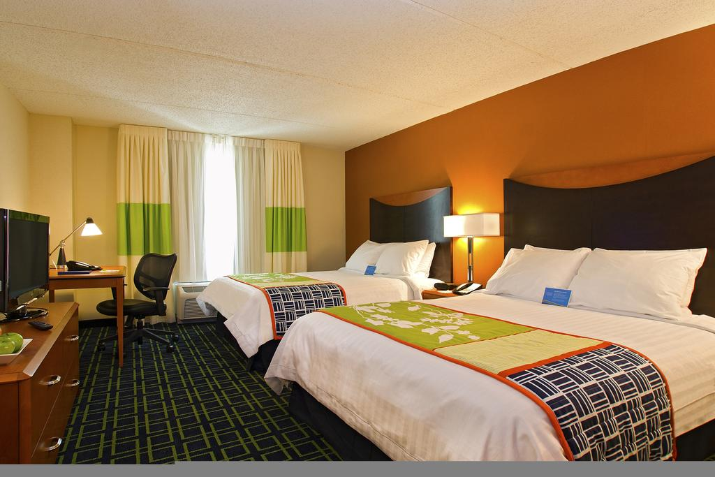 Fairfield Inn & Suites Downtown/Alamo Plaza